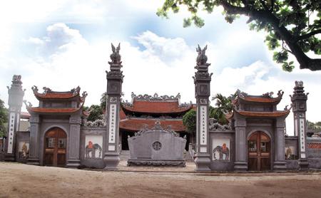 Lịch sử hình thành và phát triển, Hương Canh, Vĩnh Phúc