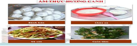 Ẩm thực Hương Canh