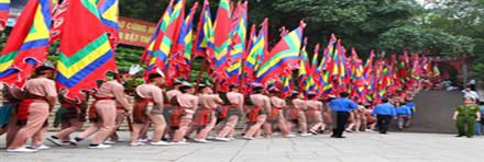 Giỗ Tổ Hùng Vương năm 2015